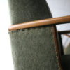 Pair of 1950s Green Armchairs1