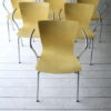 Vicoduo Chairs by Vico Magistretti for Fritz Hansen 3