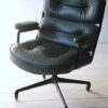 Vintage Leather Timelife Chair by Charles Eames