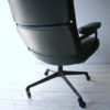Vintage Leather Timelife Chair by Charles Eames2