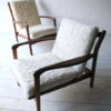 1960s Afromosia Lounge Chairs by Toothill