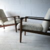 1960s Afromosia Lounge Chairs by Toothill 4