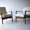 1960s Afromosia Lounge Chairs by Toothill1