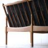1960s Oak Framed Sofa 3