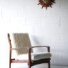 1960s Teak Anstey & Wilson Clock2