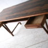 Vintage Rosewood Coffee Table by E.W. Bach 3