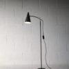1950s Grey Floor Lamp3