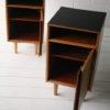 1960s C Range Bedside Cabinets 1