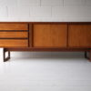 1960s Teak Sideboard by White and Newton