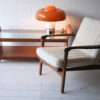 Brumbury Lamp Designed by Luigi Massoni for Guzzini 1963