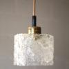Hillebrande Glass Ceiling Light 2