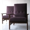 Pair of 1960s Teak Armchairs5