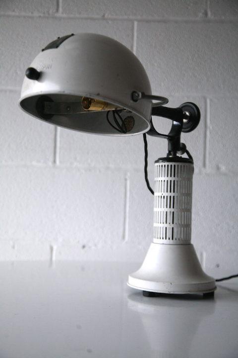 Vintage Hanovia Lamp1