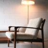iGuzzini Plastic Brass Floor Lamp