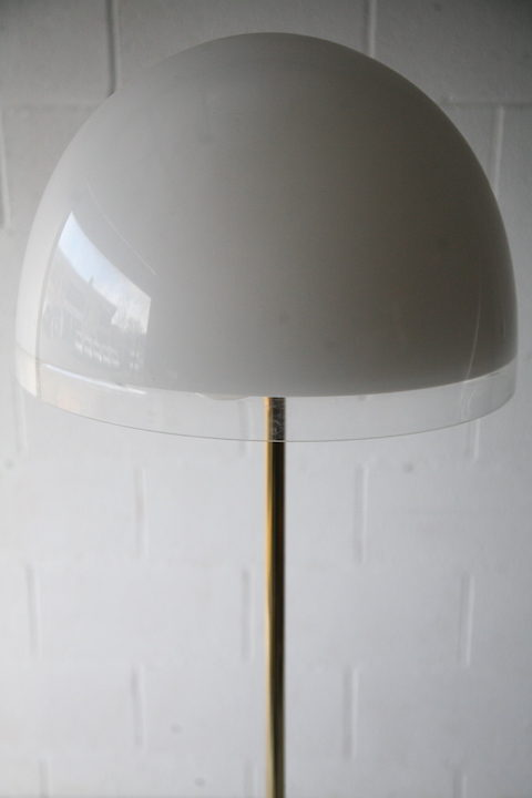 iGuzzini Plastic Brass Floor Lamp1