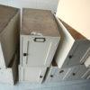 16 Vintage White Pine Cabinets 1