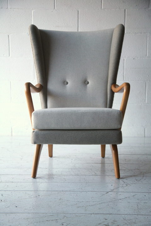1950s Chair by Howard Keith