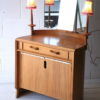 1950s E Gomme Oak Dressing Table 3