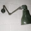 1950s Industrial Mek Elek Wall Lamp 3