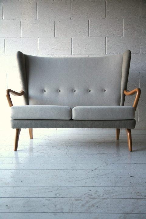 1950s Sofa by Howard Keith