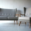 1950s Sofa by Howard Keith 7