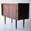 1960s Danish Rosewood Cabinet 2