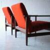 Pair of Teak 1960s Armchairs 1