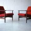 Pair of Teak 1960s Armchairs 6