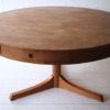 Teak Drum Dining Table by Robert Heritage 1