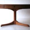 Teak Drum Dining Table by Robert Heritage 2