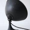 1950s Black Aluminium Desk Lamp 1