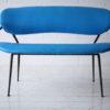 1950s Blue Bench 4