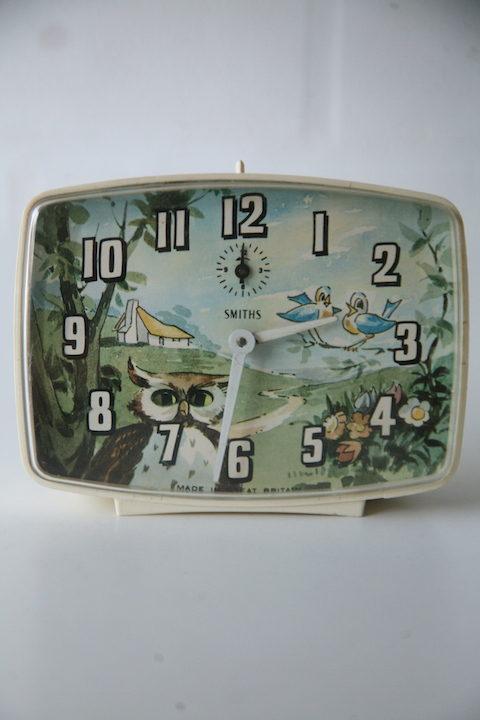 1950s Smiths Childs Alarm Clock
