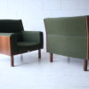 1960s Italian Armchairs by Castelli 5