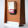 1960s Teak Timecal Clock by Smiths 2