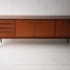 Beautiful 1960s Teak Sideboard 3