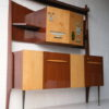 Large 1950s Italian Sideboard 1