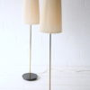 Pair of 1960s Pleated Floor Lamps 3
