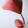 Vintage 1950s Red Desk Lamp 4
