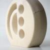 Vintage 1960s Modernist Ceramic Vase 1