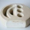 Vintage 1960s Modernist Ceramic Vase 3