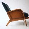 1930s Blue Velvet Armchair 1