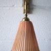1950s Brass Wall Light 1