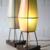 1950s Pair of Bedside Lamps 1