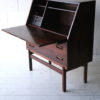 1960s Danish Rosewood Bureau by Arne Wahl Iversen 2