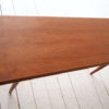 1960s Danish Teak Coffee Table by Silkeborg 2