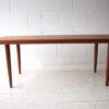 1960s Danish Teak Coffee Table by Silkeborg 3