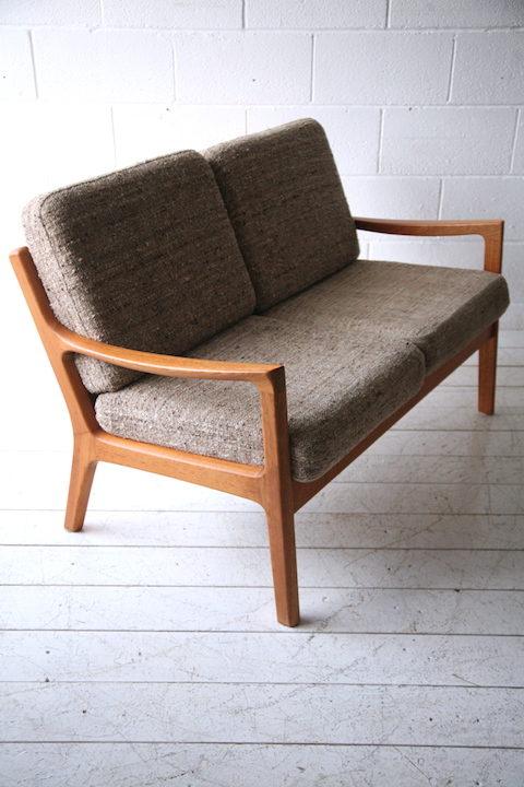 1960s Sofa by Ole Wanscher 2
