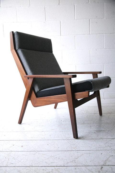 1960s Vono Lounge Chair 1