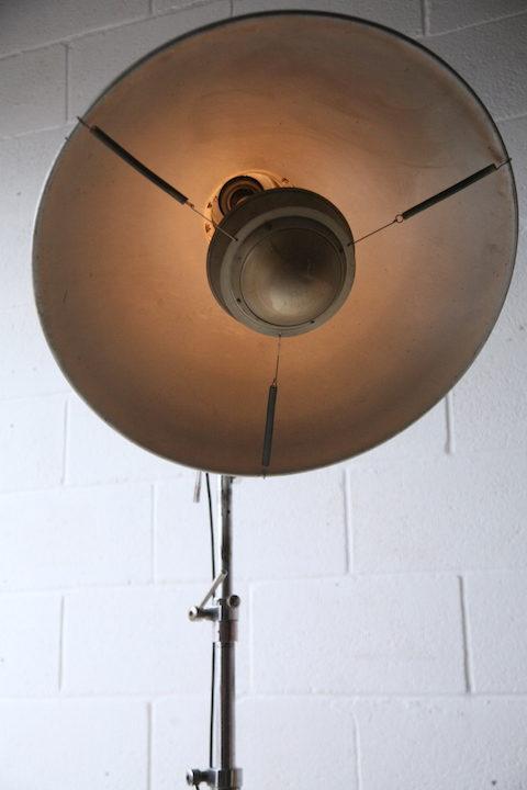 Rare 'Kodasol' Studio Lamp by Kodak France 6